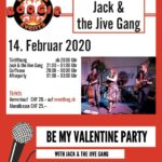 Be My Valentine Party Zollhausbar 1552